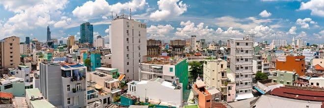 Mengunjungi Ho Chi Minh?