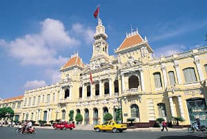Gay Ho Chi Minh · Attractions