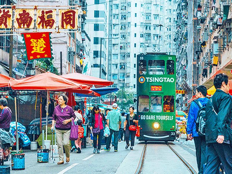 Hong Kong · Lesbiske barer