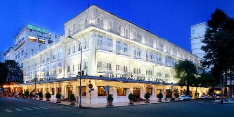 Hôtel Continental Saigon