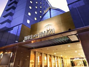 Hôtel New Hankyu Osaka