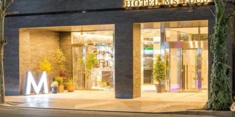 Hotel M's Plus Shijo Omiya