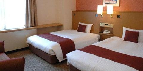 image of Hotel IL Monte Osaka