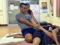 Jerry Massage Workshop Taipei
