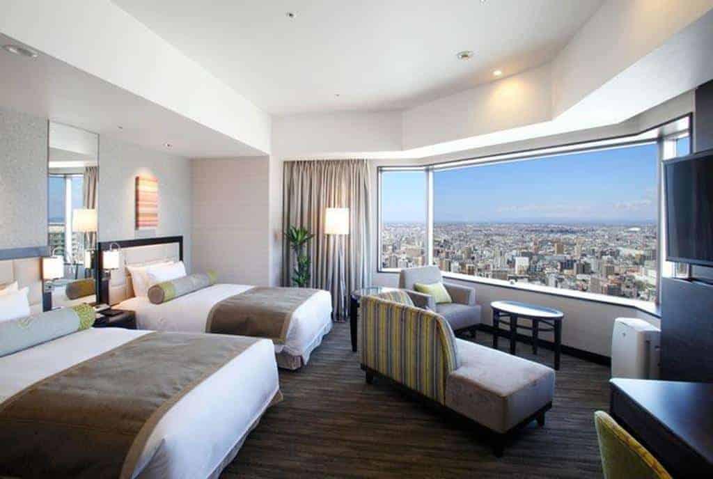 صورة فندق جي آر تاور نيكو