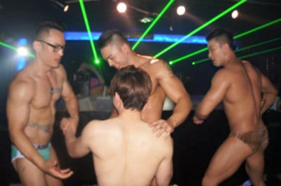 Kaohsiung Gay Bars & Clubs