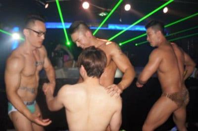 Kaohsiung Gay Bars & Clubs