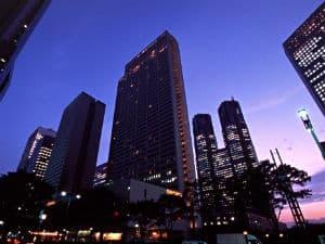 Keio Plaza Hotel - Tokyo