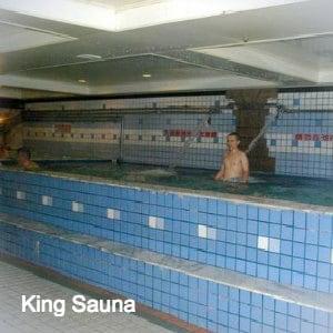 King Sauna