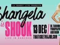 Tour Shangela Is Shook - En vivo en Bangkok