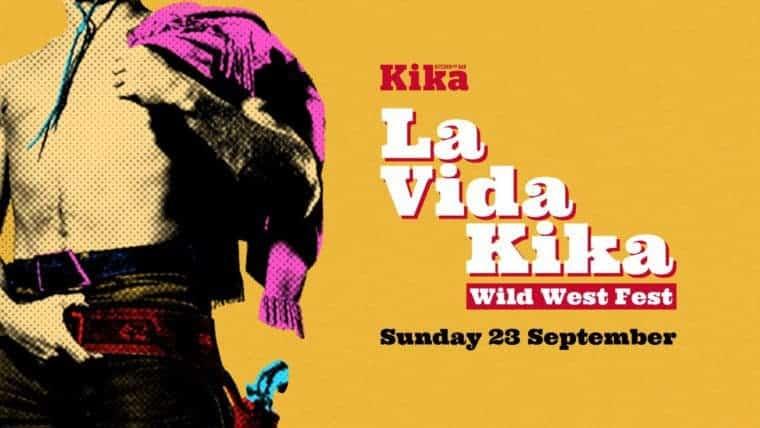 La Vida Kika, Wild Wild Fest