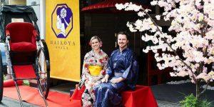 Kimono Tea Ceremony by MAIKOYA Osaka