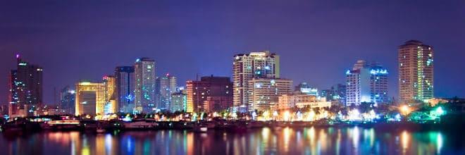 Werden Sie Manila besuchen?