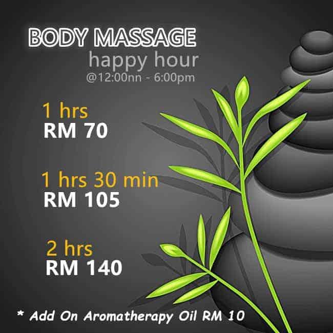 Kuala Lumpur Male Massage Spa Guide 2020 - review, photos