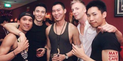 Σιγκαπούρη Gay Bars & Dance Clubs