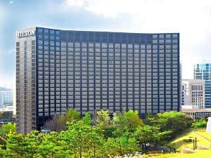 Millennium Seoul Hilton Hotel