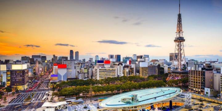 Nagoya · Hotels