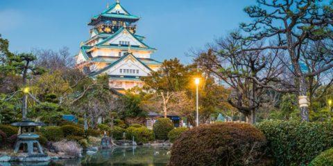 日本大阪城堡