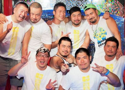 Osaka Gay Dance Clubs
