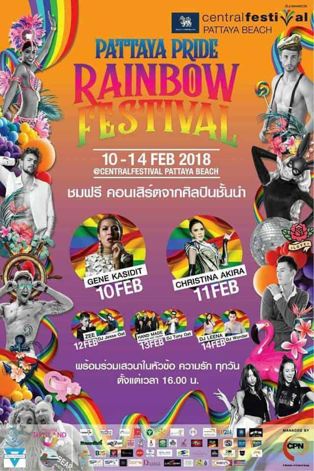 Pattaya Pride Rainbow Festival