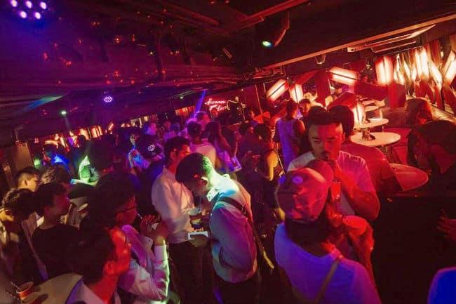Γκέι μπαρ και κλαμπ Χονγκ Κονγκ