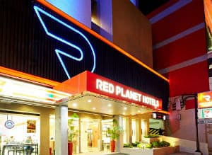 Red Planet Timog Quezon City
