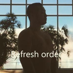 Opdater ordre