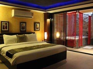 Room Club Bed Suite Pattaya