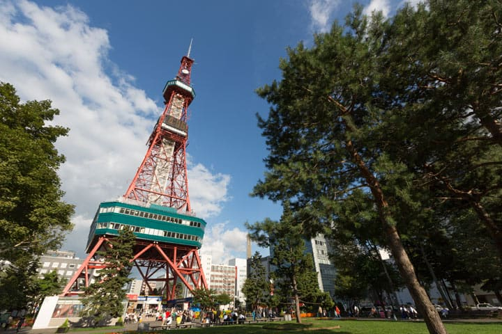 Attractions in Sapporo