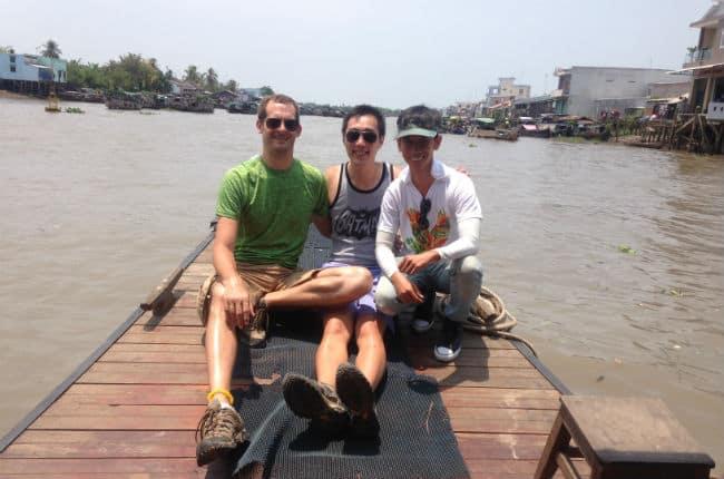 Gay Ho Chi Minh · Servizi