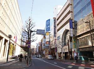 Shinjuku Kuyakusho-mae Capsule