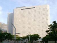 فندق شينجوكو واشنطن - المبنى الرئيسي