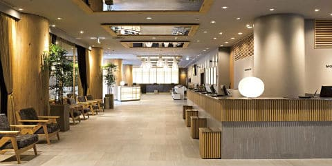 Shinjuku Washington Hotel – Main Building