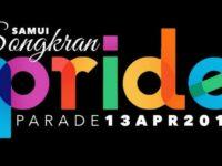 Samui Songkran Pride Parade 2019