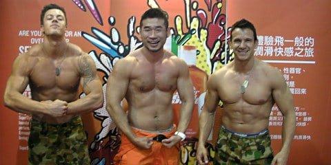 Singapore homoseksuelle butikker