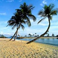 شاطئ سنتوسا / تانجونج