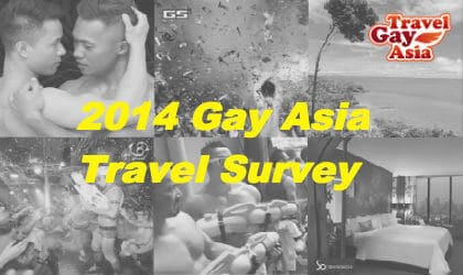 Gay Asia Travel Survey – The Results