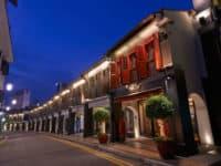 Отель The Scarlet Singapore
