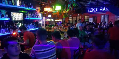 Palawan Gay Bars & Cafes