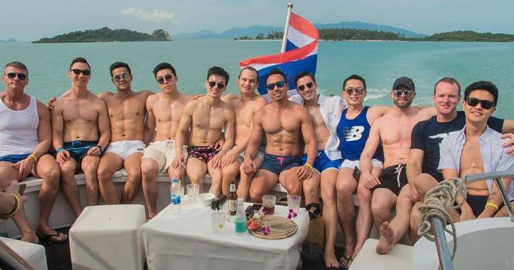 TropOut 2019 Koh Samui