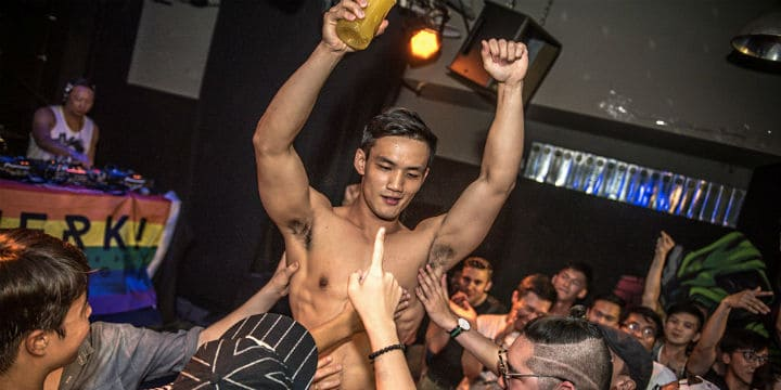 Gay nightlife in honolulu