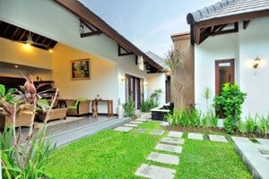Wood Double Six Bali