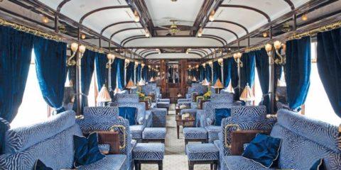 Der Venice Simplon-Orient-Express