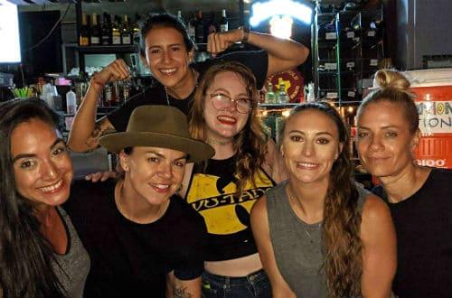 Houston lesbiske barer