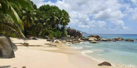 Pantai Tusculum Seychelles
