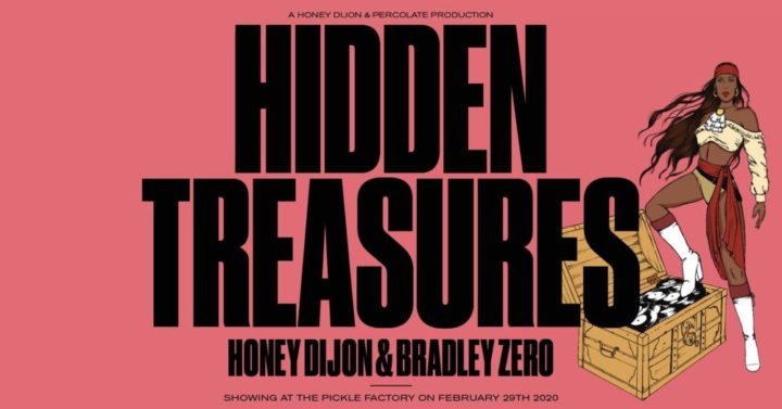 Honey Dijon pres. Hidden Treasures w/ Rhythm Section