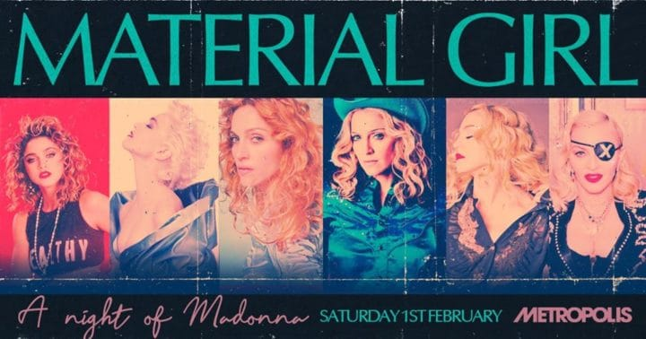 Material Girl: A Night of Madonna