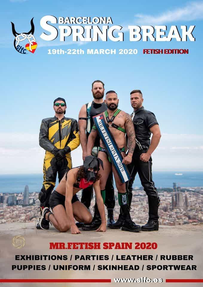 Barcelona Spring Break 2020