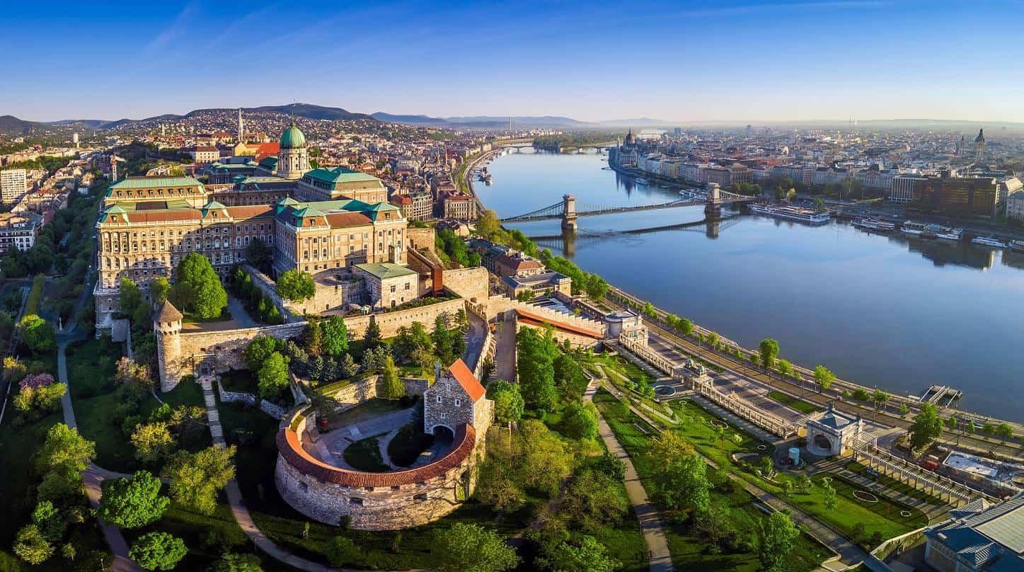 خريطة مثلي الجنس في بودابست