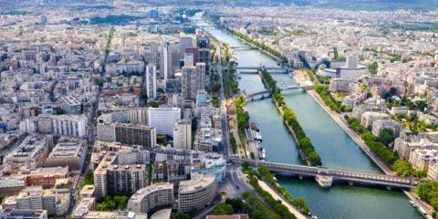 Ο ποταμός Σηκουάνας